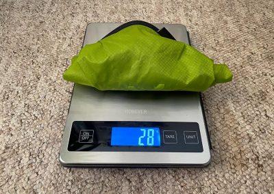 Weight: 28g
