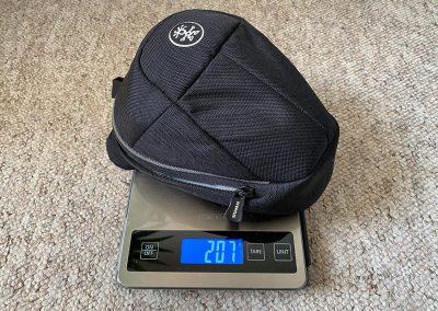 Weight: 207g
