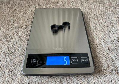Weight: 5g