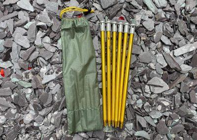 Easton tent stakes