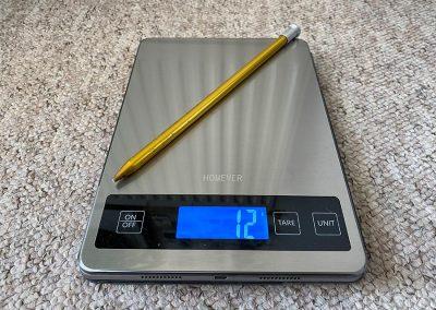 Weight: 12g