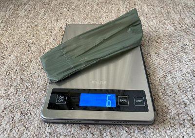 Weight: 6g