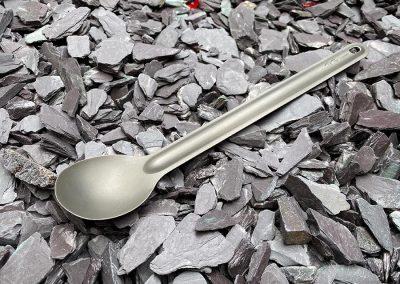 Tito titanium spoon