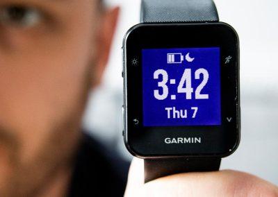 Garmin Forerunner 35 GPS tracking watch