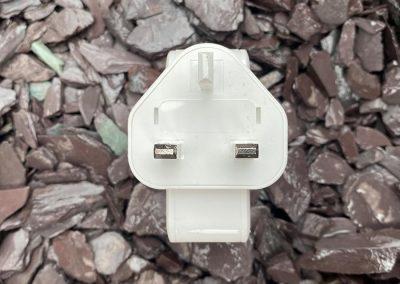 Charge head
