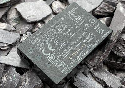 Battery back