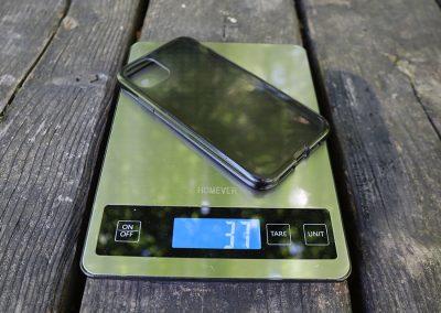 Case weight: 31g