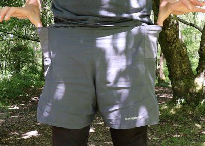 Stretchy pockets