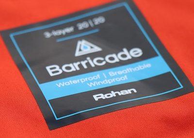 Barricade technology