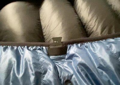Sleeping pad clips