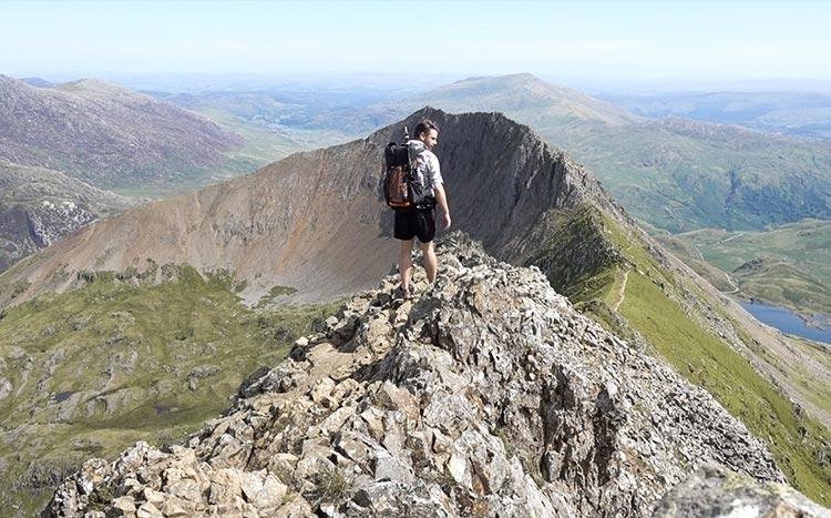 Day 1 – The Snowdon Massif