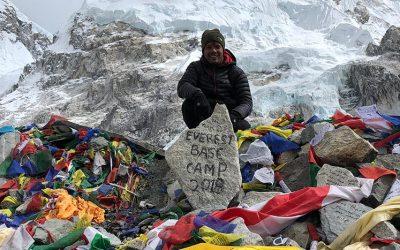 Day 8 – Everest Base Camp