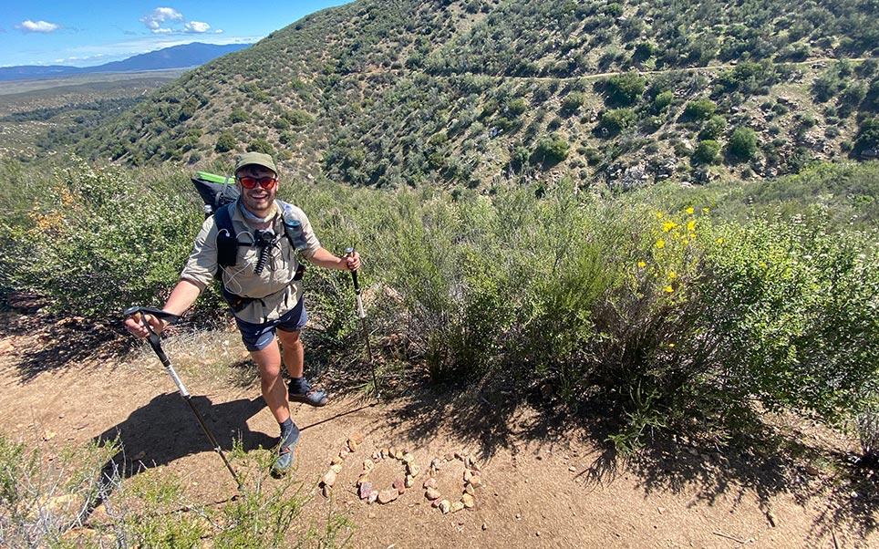 Day 6 – 100 miles!